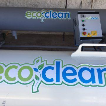 στυπτήριο καθαριστληριο χαλιών ecoclean
