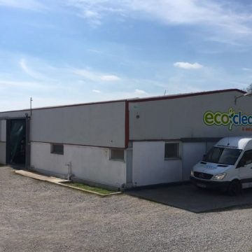 ecoclean & delivery κτήριο